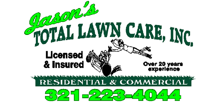 Jason's Total Lawn Care, Inc. : Palm Bay, FL